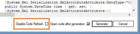 live code